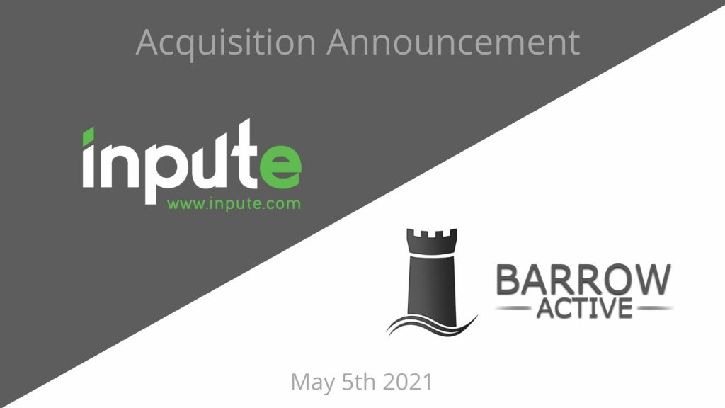 Announcement of the Acquisition of Inpute Technologies Ltd.